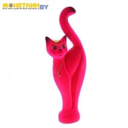 Копилка «Кошка Анфиса» большая розовый