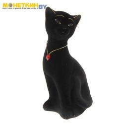 Копилка «Кот Яша» черный