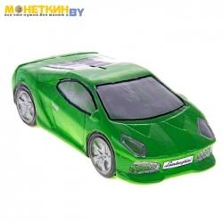 Копилка «Машина Ламба» зеленая