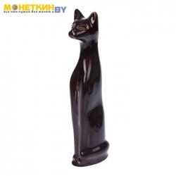 Копилка «Кот» коричневый