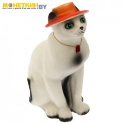 Копилка «Коты шляпа» огромная