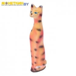 Копилка «Кот» тигровый