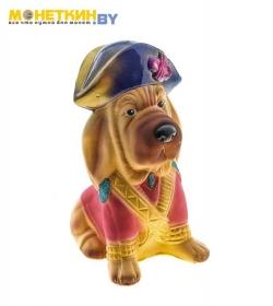 Копилка «Собака – адмирал»