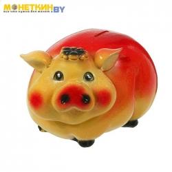 Копилка «Свинка маленькая»