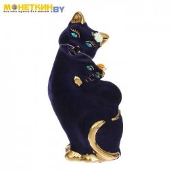 Копилка «Кошка Мама» булат кобальт