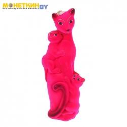 Копилка «Багира мама» розовая