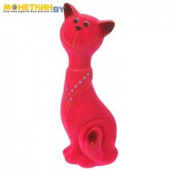 Копилка «Кот Филипп» большой розовый