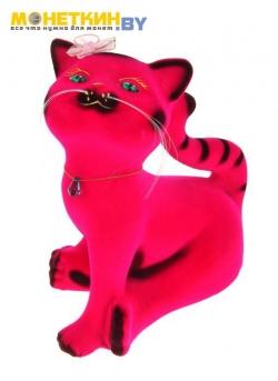 Копилка «Кошка Анфиса» розовый