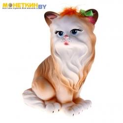 Копилка «Кошка Матильда» серый
