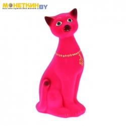 Копилка «Кот Яша» розовый