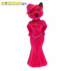 Копилка «Кошка Миледи» малая розовый