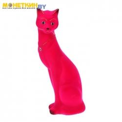 Копилка «Кошка Джесси» розовый