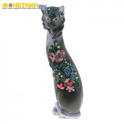Копилка «Кошки Маркиза» орнамент №2