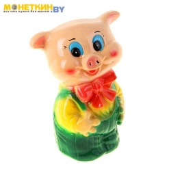 Копилка «Свинка Фунтик №2»