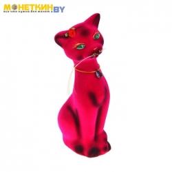 Копилка «Кошка Алиска» малая розовый