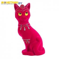 Копилка «Кошка Принцесса» розовый