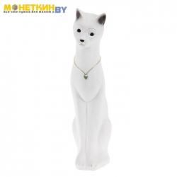 Копилка «Кошка Диана» белый