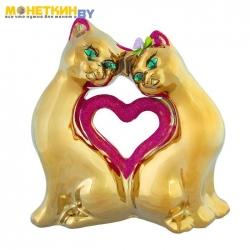 Копилка «Кошки Сердце» булат