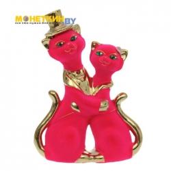 Копилка «Барышня и Кавалер» розовые
