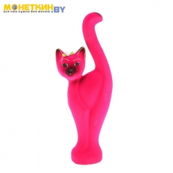 Копилка «Кошка Анфиса» малая розовый