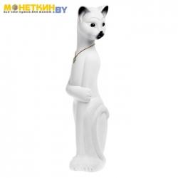 Копилка «Кот Лапа» большой белый
