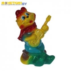 Копилка «Кот с гитарой»