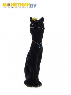 Копилка «Кошка Фея» большая черный