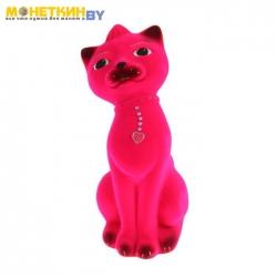 Копилка «Кот Фил» розовый