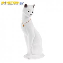 Копилка «Кошка Джесси» белый