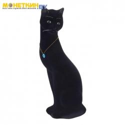 Копилка «Кошка Джесси» черный