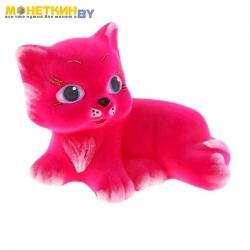 Копилка «Котенок» розовый