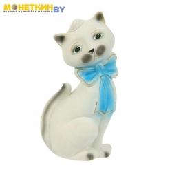 Копилка «Кот Джаспер»белый
