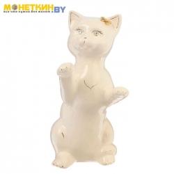 Копилка «Кот на задних лапках»