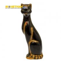 Копилка «Кошка Камила» черная