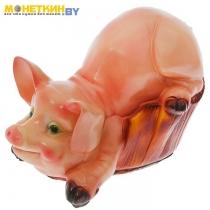 Копилка «Свинья большая в корыте»