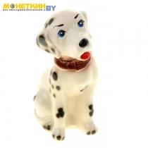 Копилка «Собака Далматинец» малый