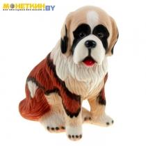Копилка «Собака Бетховен» рыже