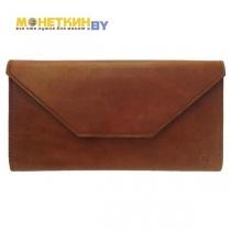 Кошелек Envelope (коричневый)