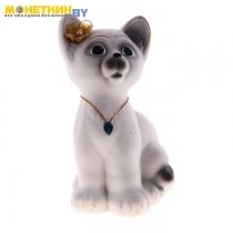 Копилка «Котенок» белый