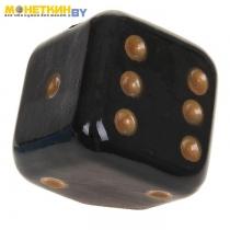 Копилка «Кубик» черный