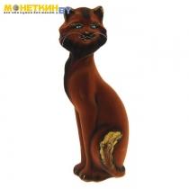 Копилка «Кошка Матильда» коричневая