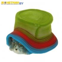 Копилка «Кот под шляпой»