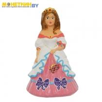 Копилка «Принцесса» розовая