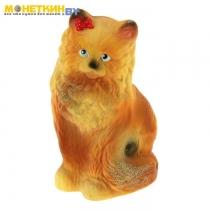 Копилка «Кот Перс» малый оранжевый