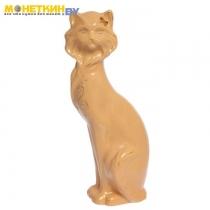 Копилка «Кошка Матильда большая» глазурь кремовая