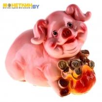 Копилка «Свин: с монетами»