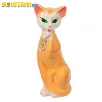 Копилка «Кошка Алиса» средняя глянец