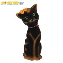 Копилка «Кошка Алиса» черная