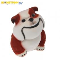 Копилка «Собака Ровер» рыжий