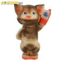Копилка «Котик Том с мобилой» глянец